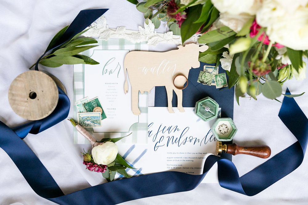 Flat Lay | Love Letter Studios