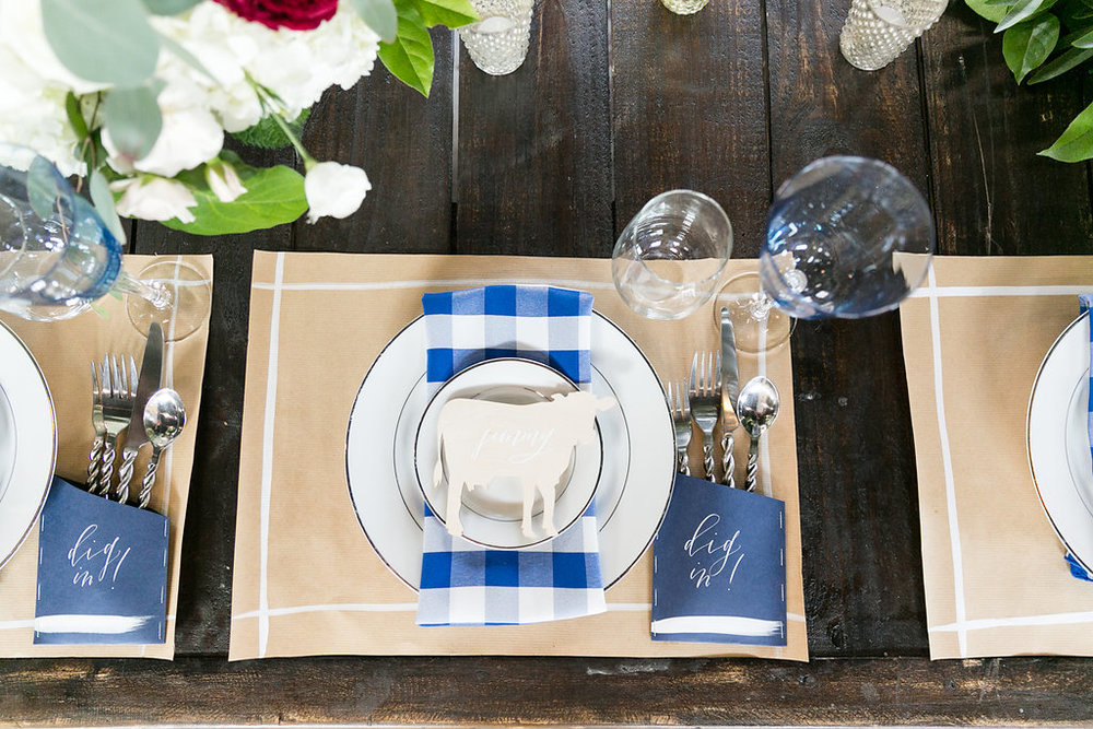 Place Setting | Love Letter Studio