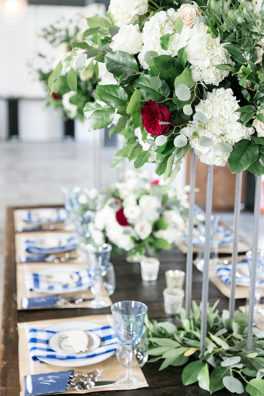 Floral Centerpiece | Wild Hill Flowers