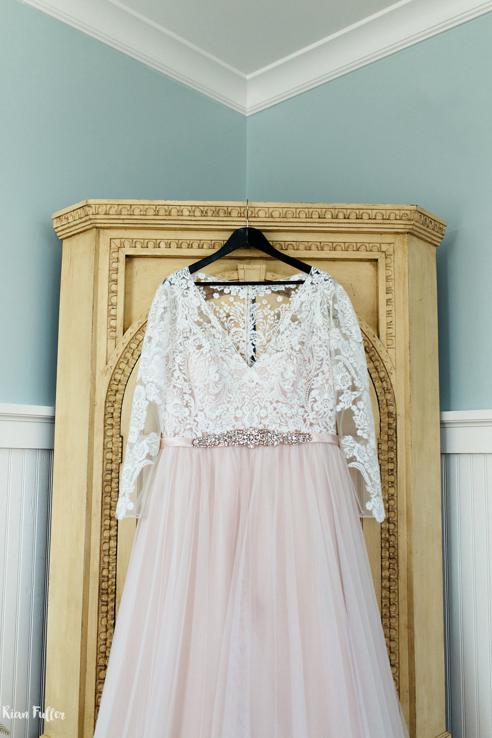 Allure Bridals 2716 | Rian Fuller Photography