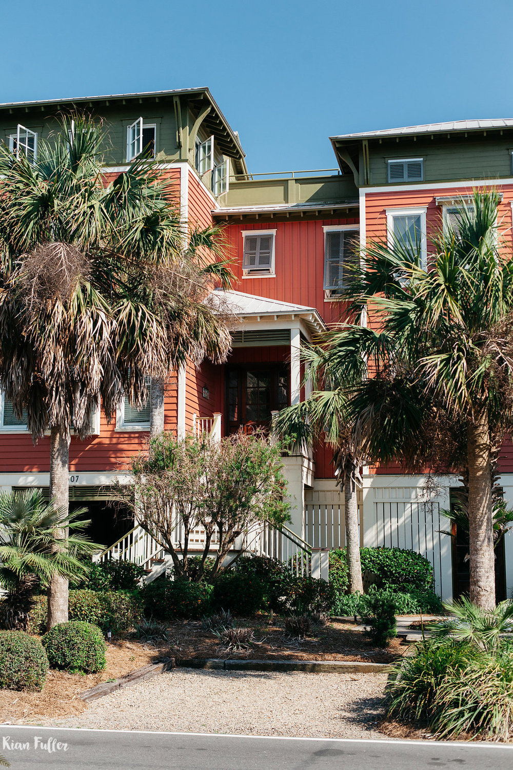 The Pink Flamingo House | Folly Beach SC