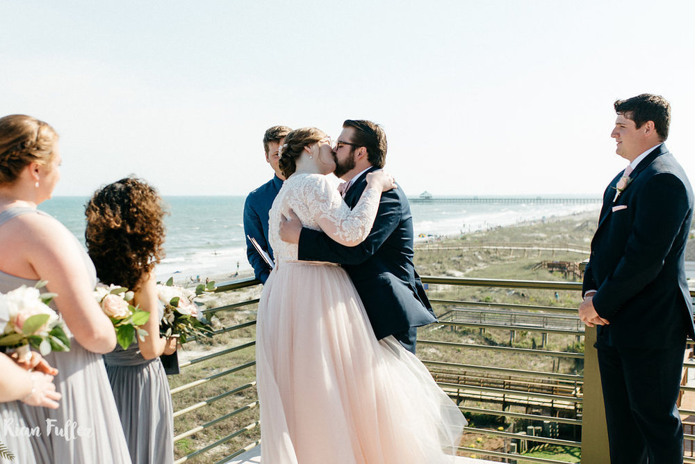 First Kiss | Rian Fuller Photography