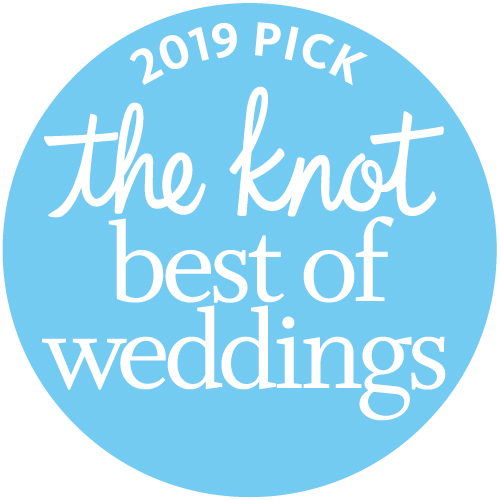 The Knot Best Of 2019 Badge