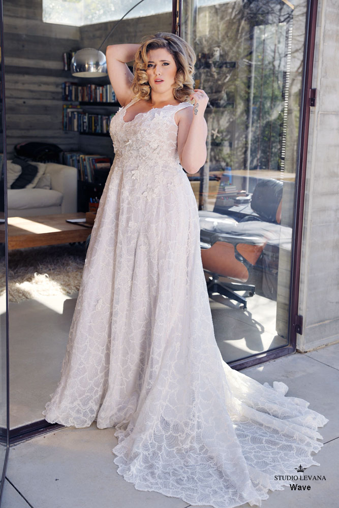 Plus Size Wedding Gowns All My Heart Bridal