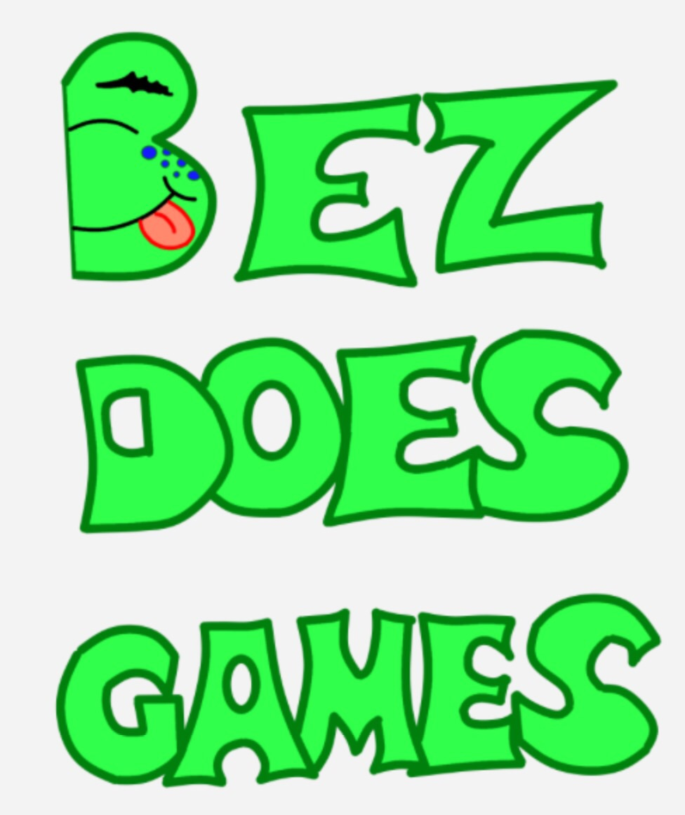 BezDoesGames Logo