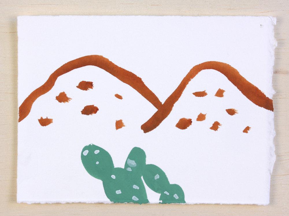 Desert (sold)