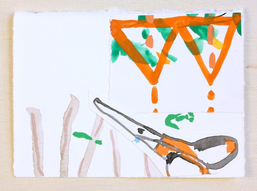 Desert, Scissors #1