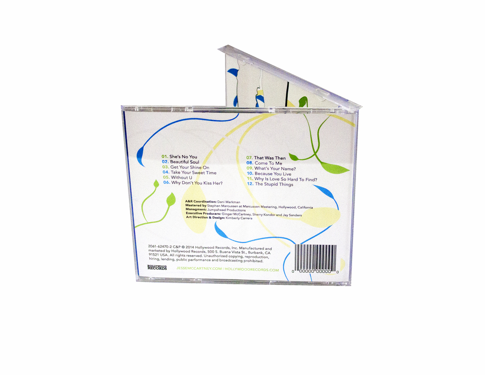 CD Case (Back)