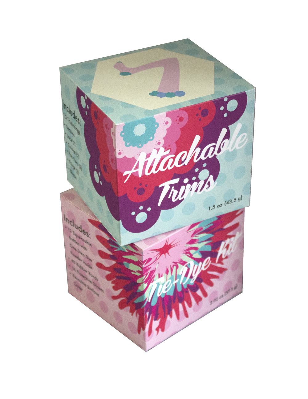 Product Packaging (Front)