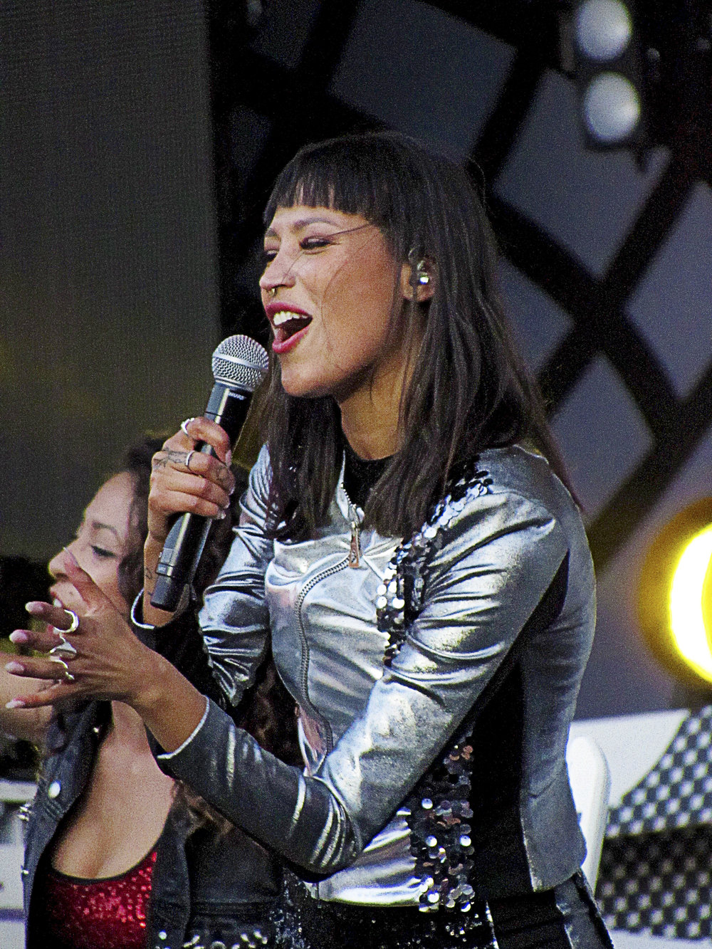 Aino Jawo of Icona Pop