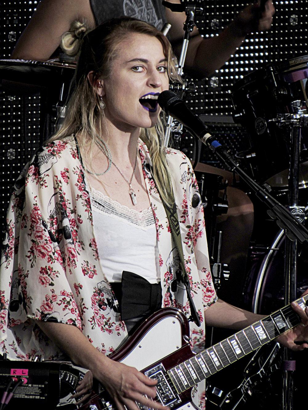 Miranda Miller of Hey Violet