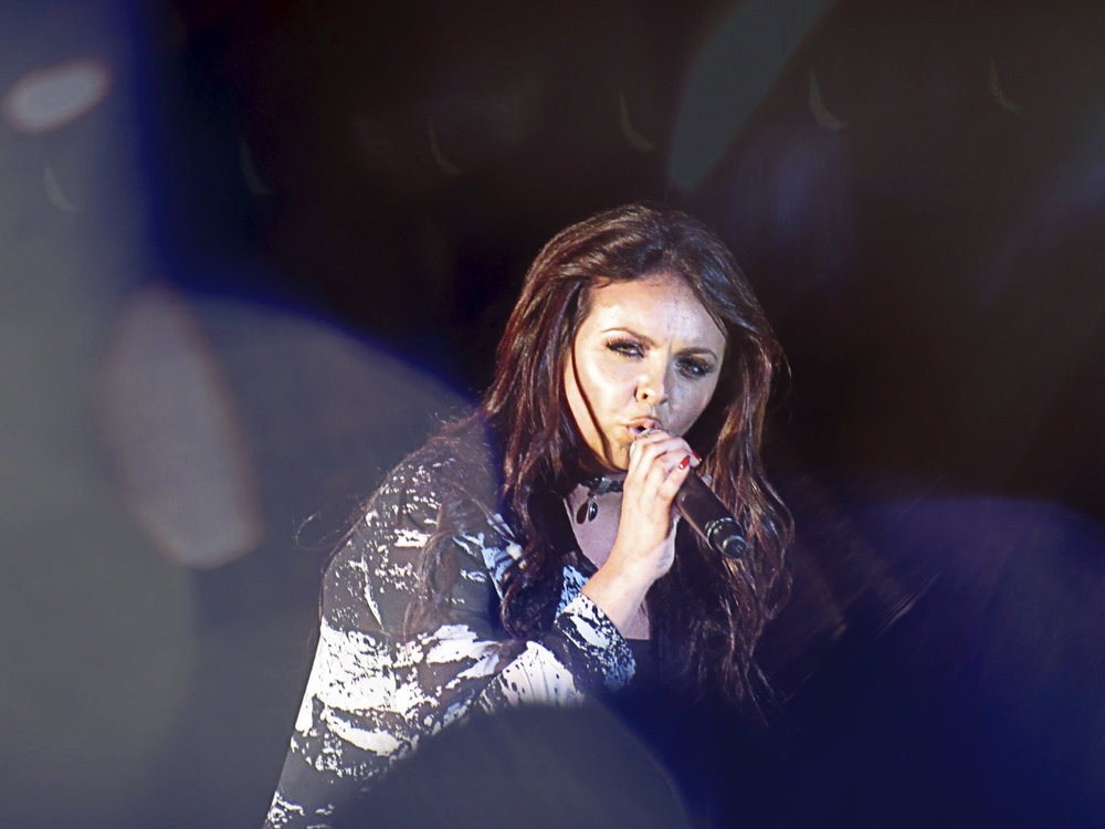 Jesy Nelson of Little Mix
