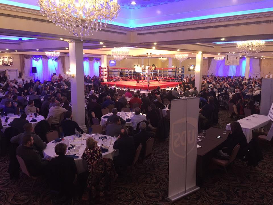 2017 Boxing Night -