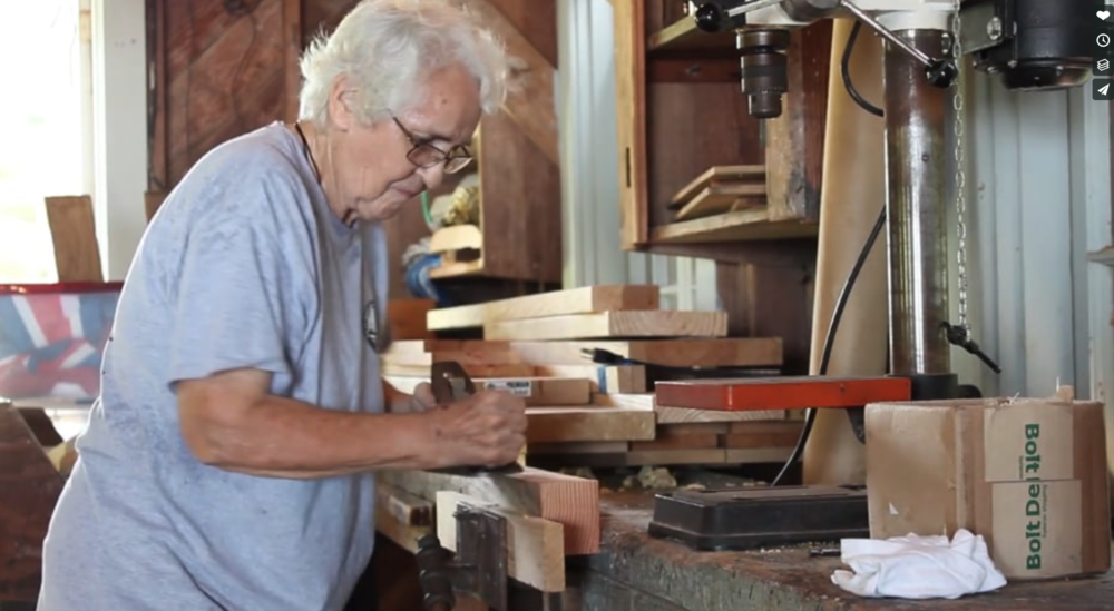 Inspiring stories Read/watch inspiring stories of soulful independent dreamers — like a retired 70-year-old woodworker who built a canoe from planks she salvaged, a globetrotting graphic designer who've taken her business to four continents, and more.