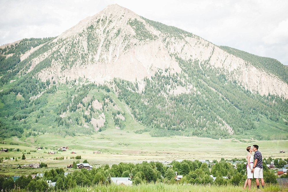Outdoor Mountain Wedding In Crested Butte, Colorado U2014 Christina Kiffney  Photography