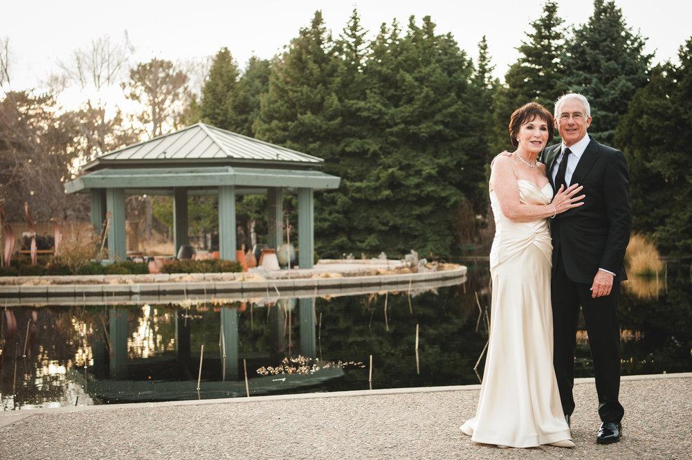 Ck Denver Wedding Botanic Gardens 0024