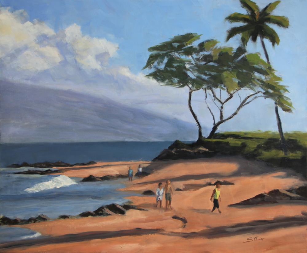 Tropical Shore-24x20.JPG