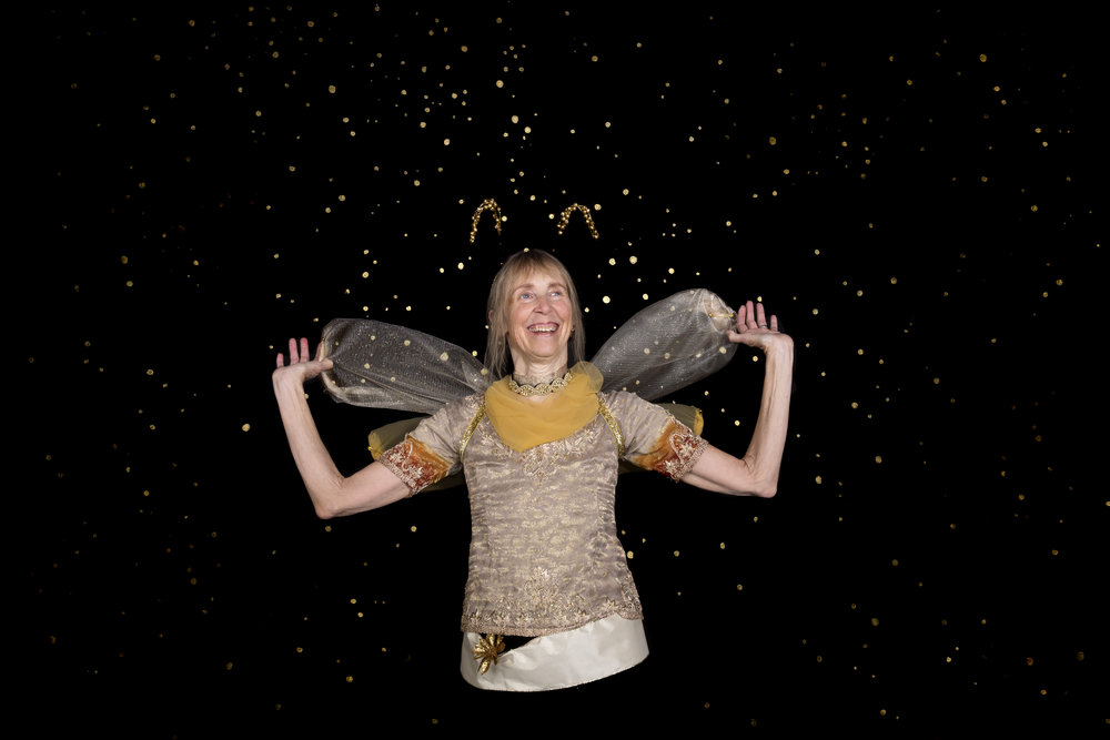 "Debra Roberts, Founder of Holy Bee Press, International Teacher and bee steward    Holy Bee Press  is a crossroads for honeybee-loving people and a portal for The Sacred Path of Bee. It was founded by Debra Roberts, an international teacher and bee steward who travels on the Good Bee Road sharing her compassionate beekeeping practices, passion for bees, and the inspiration they awaken in her life. Holy Bee Press shines a light on our sacred relationship with honeybees and builds bridges amongst the world bee community. Debra's travels are made possible through the generous invitation and support of hosts and many kind donations from honeybee appreciators. Learn more at http://holybeepress.com/  ""I am a free-range honeybee lover, international educator, advocate, artist, and celebrant … claimed by the bees, body and soul. I am often in the bee sanctuary, a fragrant and tranquil mecca inhabited by a congregation of thousands who have long been celebrating High Bee Communion together. It is where I recalibrate and recollect myself, where I restore my soul.  Honeybees are some of my highest teachers. Across the years, a sacred mutual kinship with them has revealed itself on its own terms, grounded in bee time and not governed by human agenda. To be around them and move amongst them in a deeply harmonious way is a core presence practice in my day. These tiny winged rinpoches remind me of my   essential benevolent nature,   creature-hood, and place at the table with all life, all my relations. In this time, it is my belief that the bees (and so many other life forms) are calling out our most loving presence in the world."""