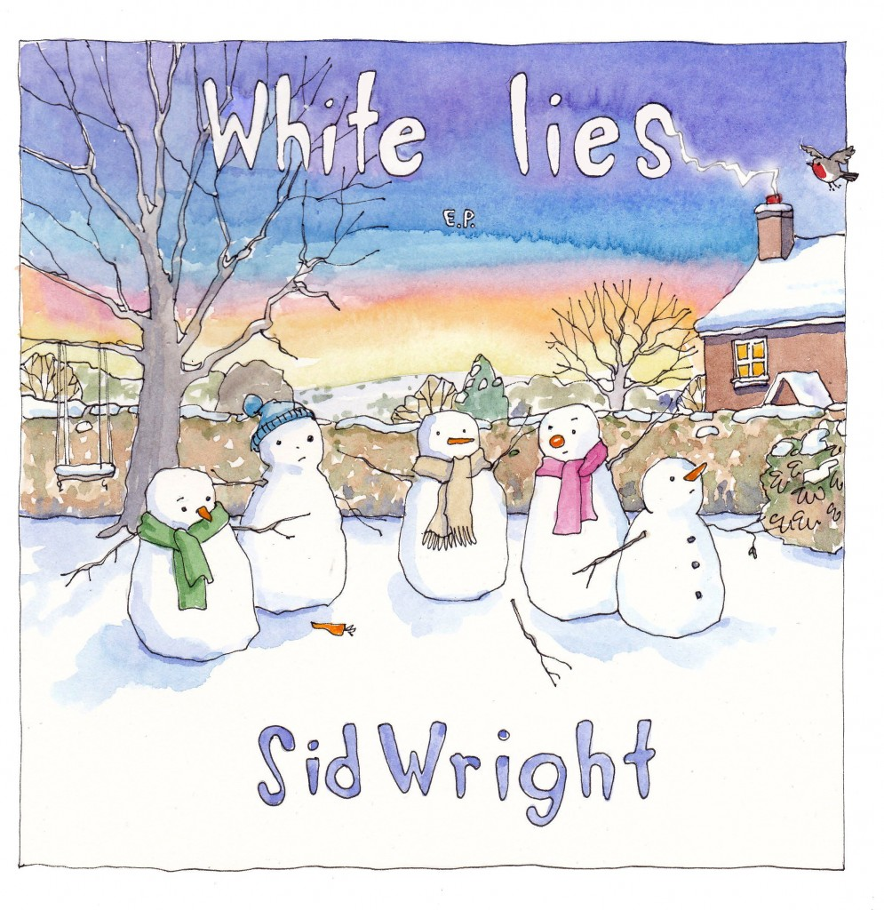 Sid Wright - White Lies EP