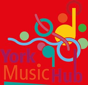 York Music hub logo Sid Wright sidwright.co.uk