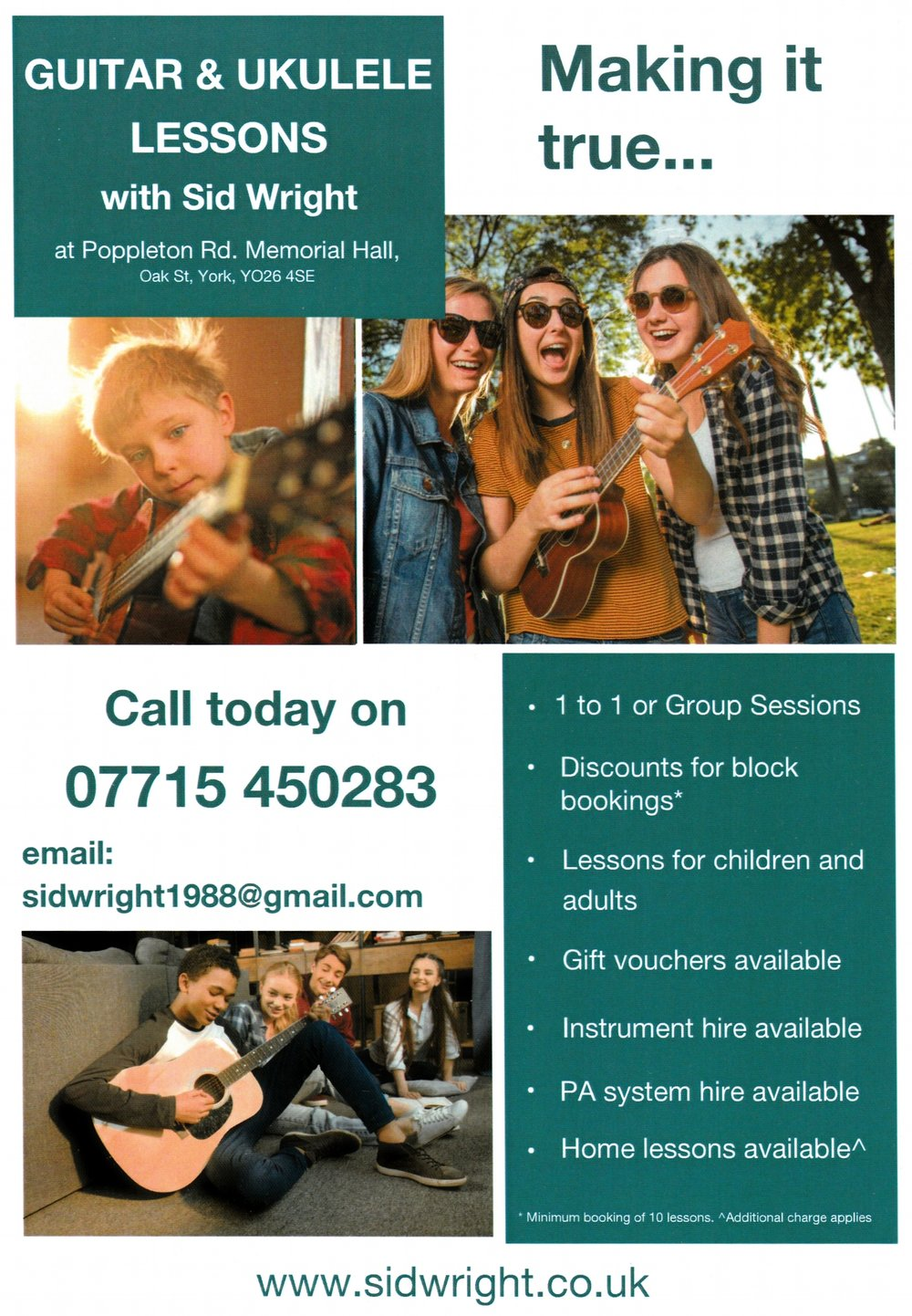 Sid Wright Tuition Promotion Poster sidwright.co.uk.jpg