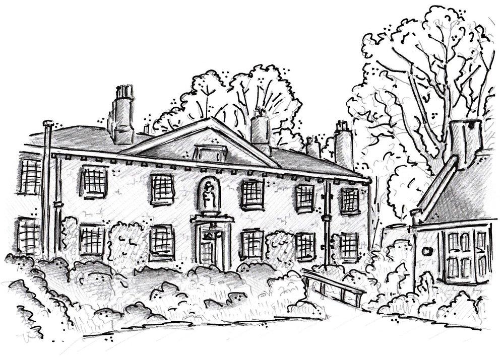 'Logo' cartoon by Sid Wright sidwright.co.uk
