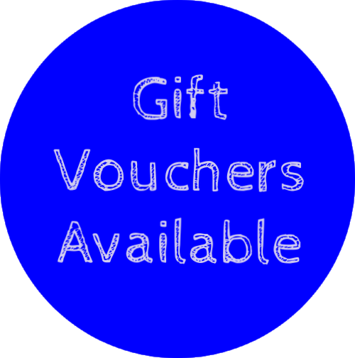 Gift Vouchers from Sid Wright sidwright.co.uk