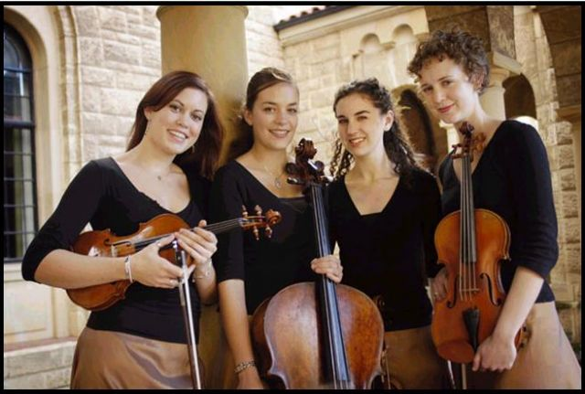 the classical string quartet-the quintessential choice for ceremonies