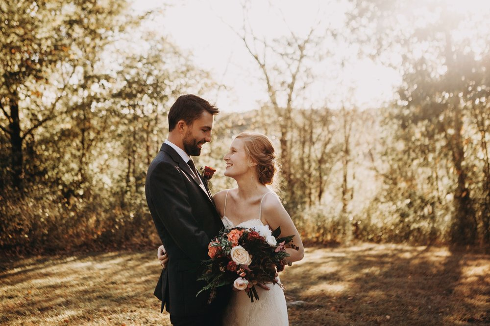 Emily & Luke - Every photo was gorgeous and the style we were going for! Donna and her team were professional and there was excellent communication prior to the wedding day and afterwards while she edited the photos. We are so happy with the whole experience!