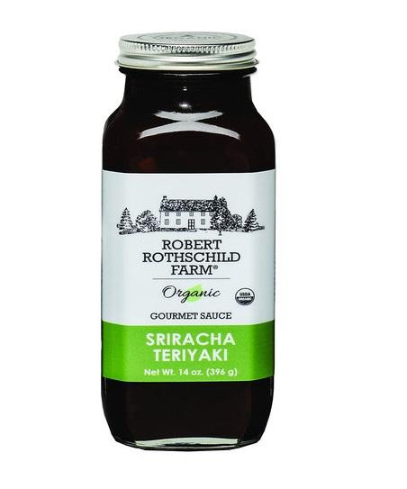 Robert Rothschild Sriracha Teriyaki Sauce