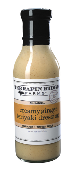 Terrapin Ridge Farms Creamy Ginger Teriyaki