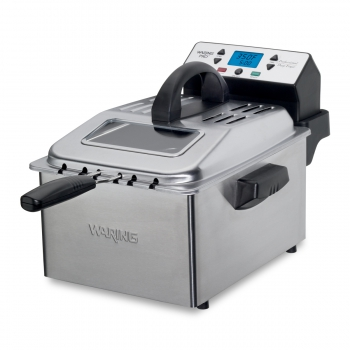 Waring 3 Basket Deep Fryer