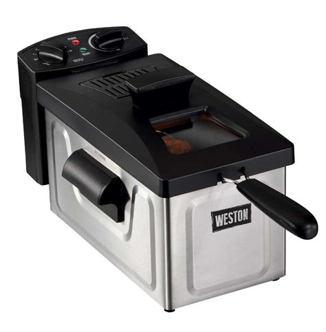 Weston 8 Cup Deep Fryer