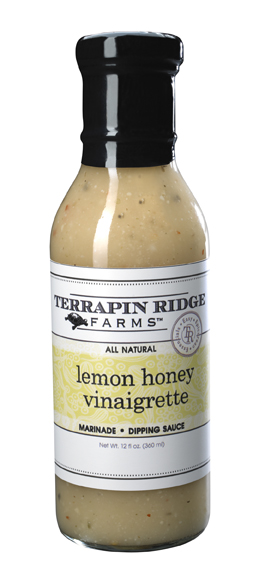 Terrapin Ridge Farms: Lemon Honey Vinaigrette