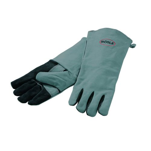RÖSLE LEATHER GRILLING GLOVES