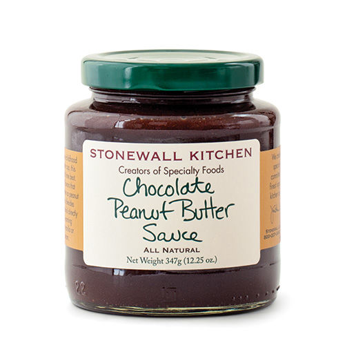 Stonewall KItchen: Chocolate Peanut Butter Sauce