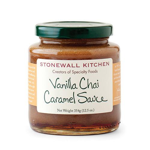 Stonewall KItchen: Vanilla Chai Caramel Sauce