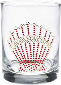 CULVER: Sea Dots-Seashell Pattern