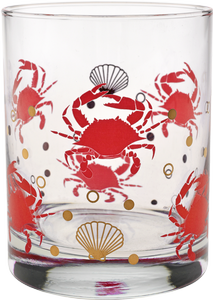 CULVER: Red Crab Double Old Fashion