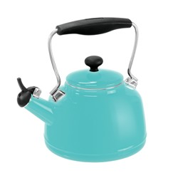 Chantal: Enamel on Steel Vintage Teakettle (1.7 Qt.)