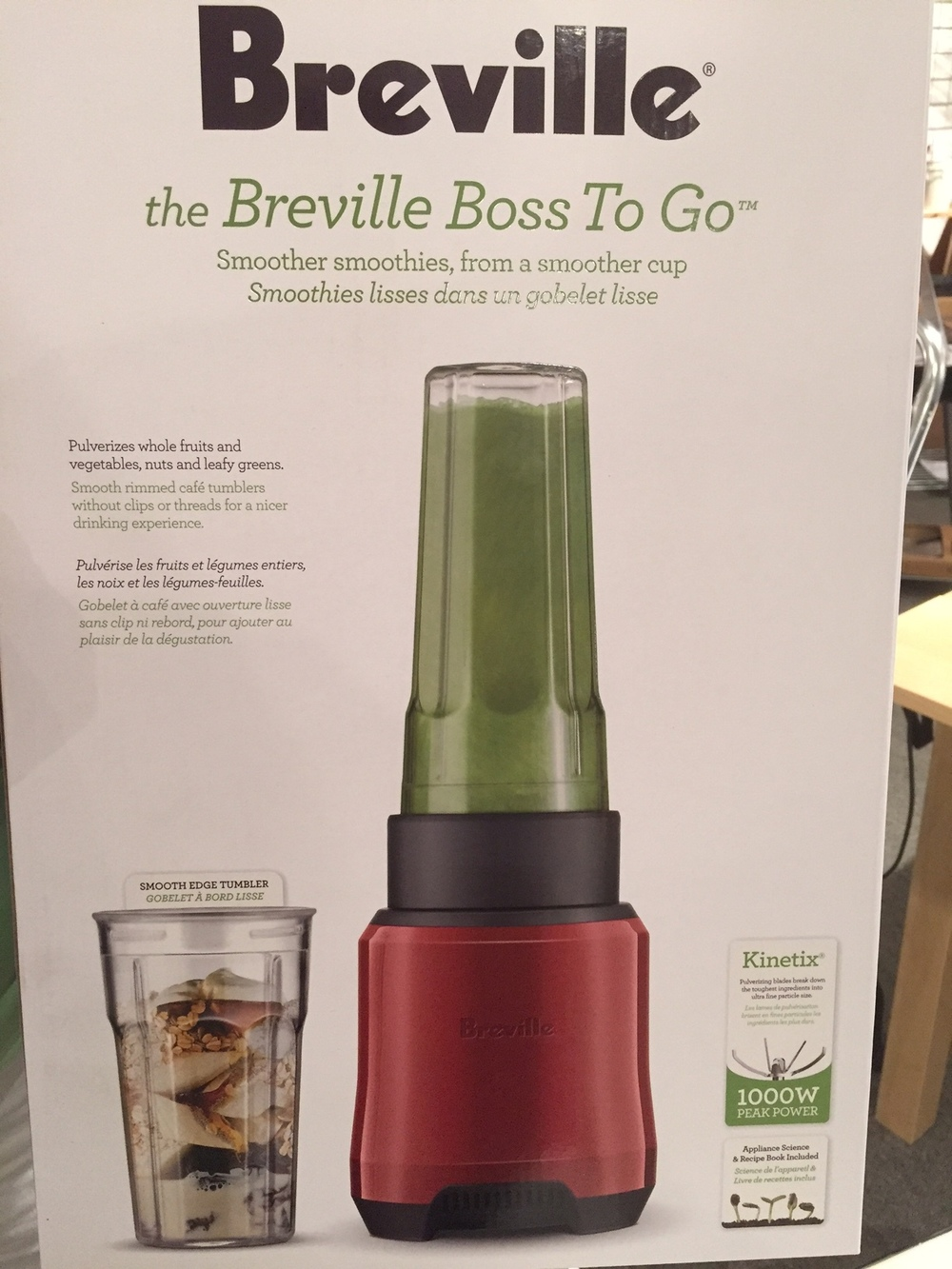 Breville: Boss To Go