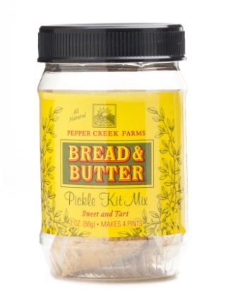Pepper Creek Farms: Bread & Butter Mix