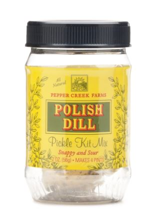 Pepper Creek Farms: Polish Dill Mix