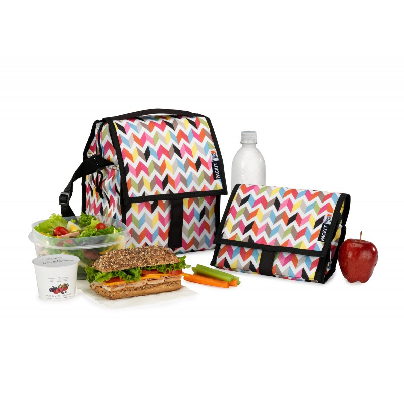 PackIt: Freezable Deluxe Lunch Bag