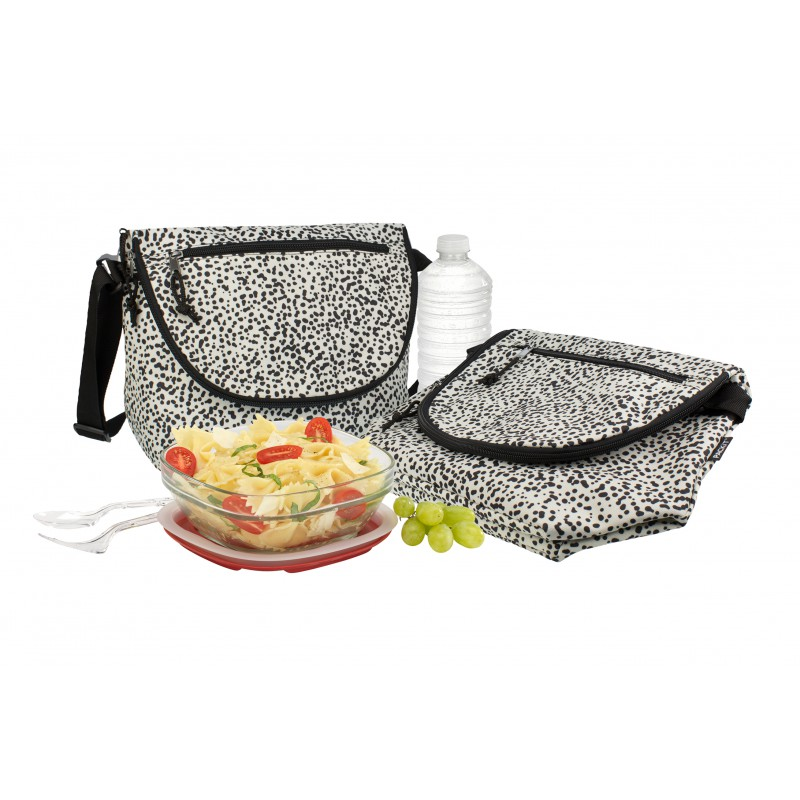 PackIt: Freezable Uptown Lunch Bag