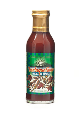 Pepper Creek Farms: Hickory Maple BBQ Sauce