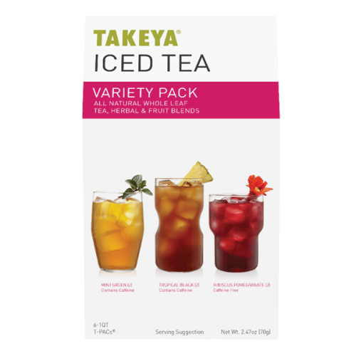 TAKEYA: Iced Tea Variety Pack
