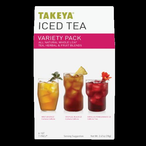 TAKEYA: Iced Tea Variety Pack