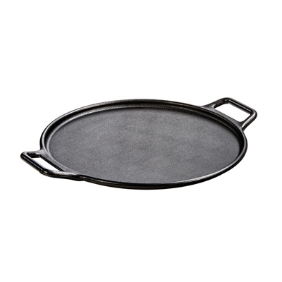 LODGE: CAST IRON BAKING PAN 14""