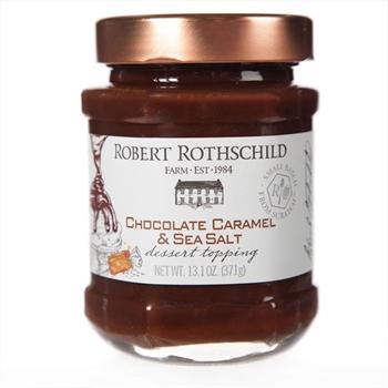 ROBERT ROTHSCHILD: CHOCOLATE CARAMEL & SEA SALT SAUCE
